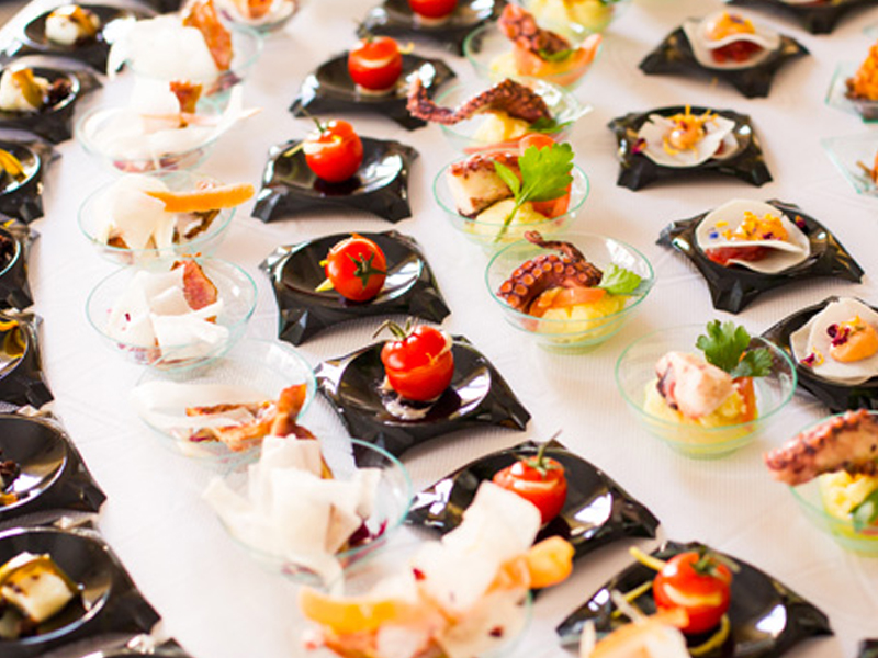 Castello Brown - Catering
