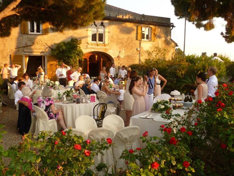 Castello Brown - Matrimoni